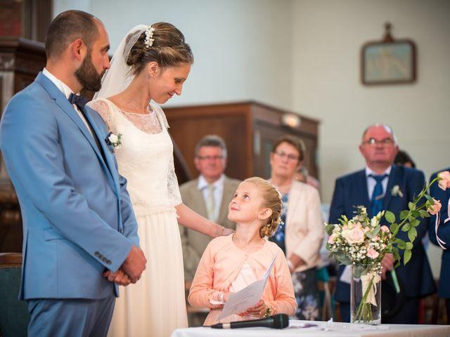 Le mariage de Jérémy et Mélinda à Saint-Onen-la-Chapelle, Ille et Vilaine 35