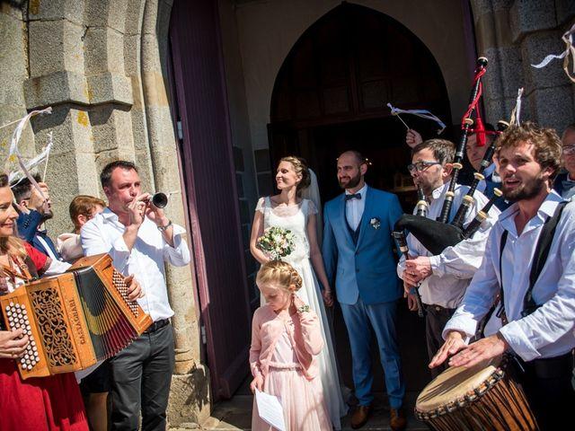 Le mariage de Jérémy et Mélinda à Saint-Onen-la-Chapelle, Ille et Vilaine 39