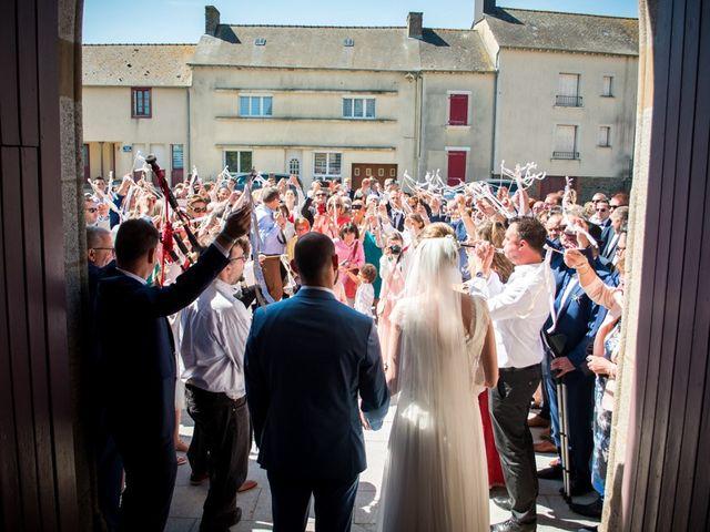 Le mariage de Jérémy et Mélinda à Saint-Onen-la-Chapelle, Ille et Vilaine 40