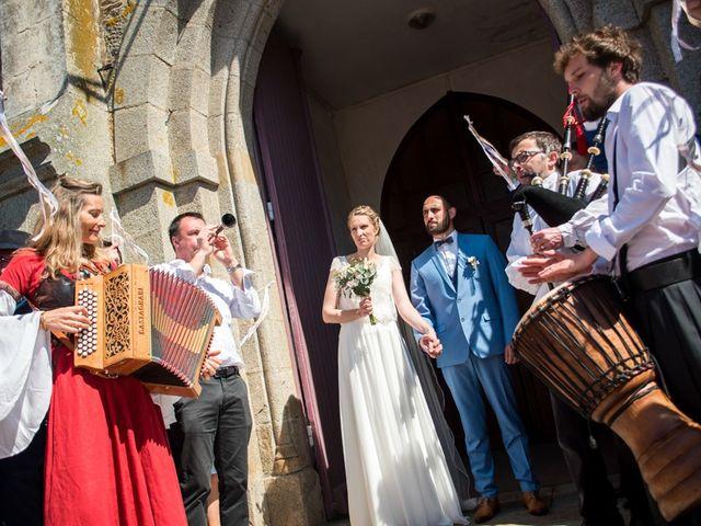 Le mariage de Jérémy et Mélinda à Saint-Onen-la-Chapelle, Ille et Vilaine 41