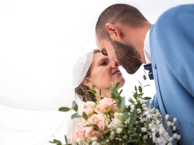 Le mariage de Jérémy et Mélinda à Saint-Onen-la-Chapelle, Ille et Vilaine 82