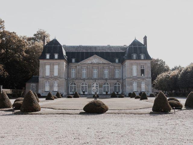 Le mariage de Christophe et Elodie à Boury-en-Vexin, Oise 1