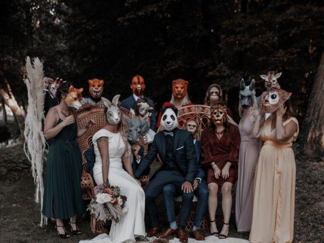 Le mariage de Christophe et Elodie à Boury-en-Vexin, Oise 34