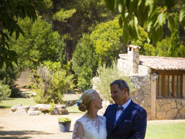 Le mariage de Magali  et David  à Lambesc, Bouches-du-Rhône 4