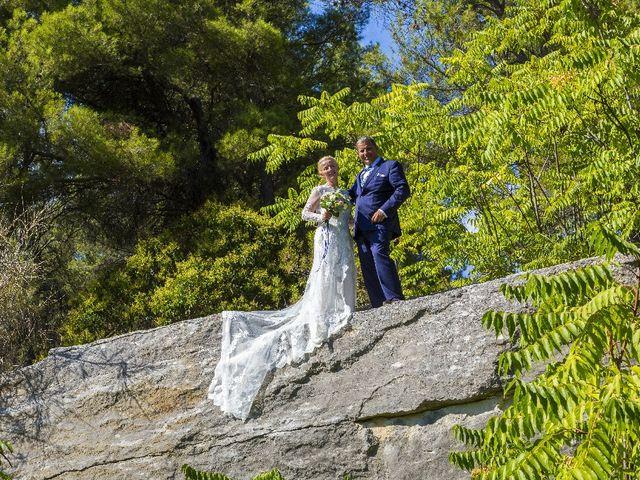 Le mariage de Magali  et David  à Lambesc, Bouches-du-Rhône 9