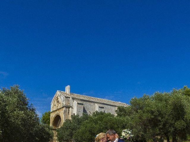Le mariage de Magali  et David  à Lambesc, Bouches-du-Rhône 11