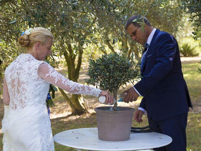 Le mariage de Magali  et David  à Lambesc, Bouches-du-Rhône 14