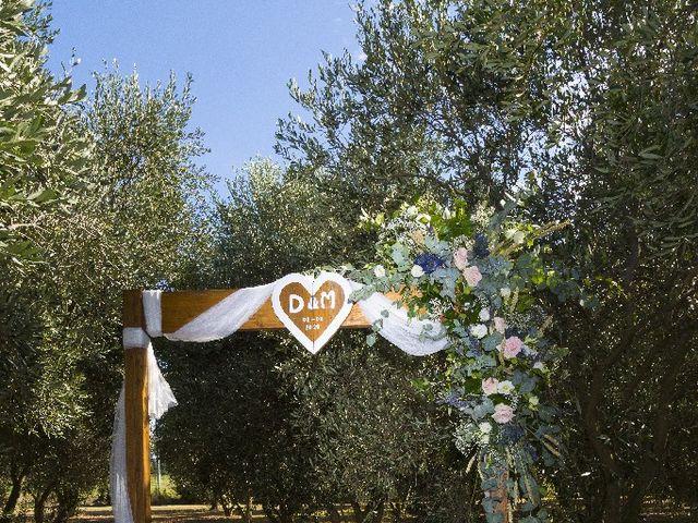 Le mariage de Magali  et David  à Lambesc, Bouches-du-Rhône 16
