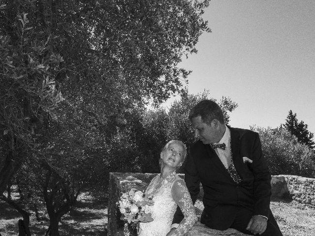 Le mariage de Magali  et David  à Lambesc, Bouches-du-Rhône 17