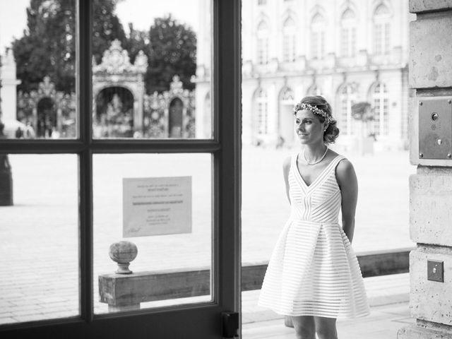 Le mariage de John et Sophie à Nancy, Meurthe-et-Moselle 2