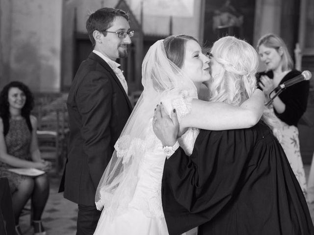 Le mariage de Fred  et Miriam  à La Croix-en-Brie, Seine-et-Marne 11