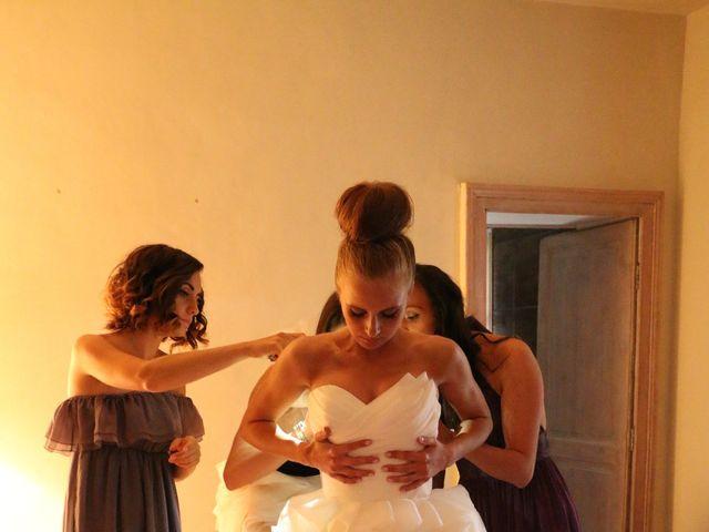 Le mariage de Gabriel et Kristina à Adissan, Hérault 4