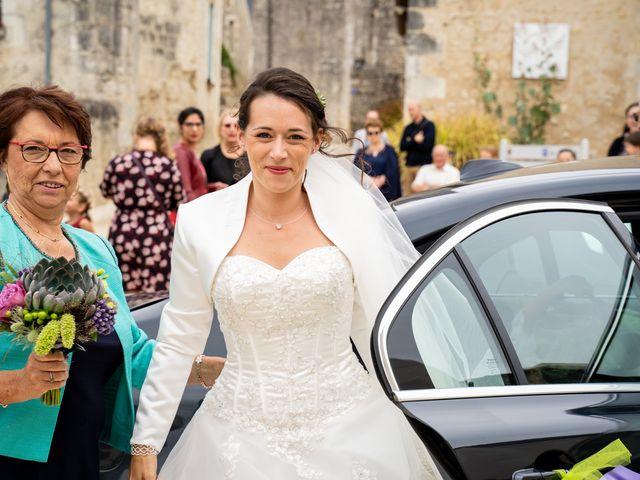 Le mariage de Guillaume et Fanny à Le Louroux, Indre-et-Loire 2