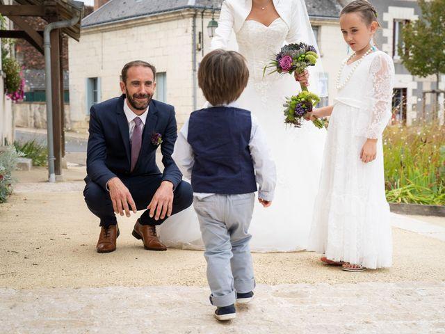 Le mariage de Guillaume et Fanny à Le Louroux, Indre-et-Loire 3