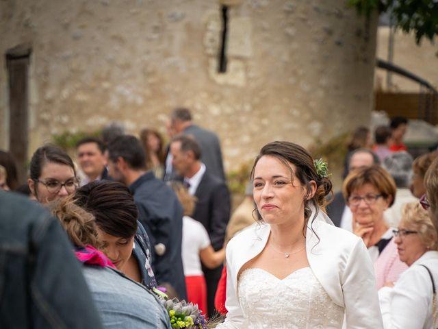 Le mariage de Guillaume et Fanny à Le Louroux, Indre-et-Loire 7