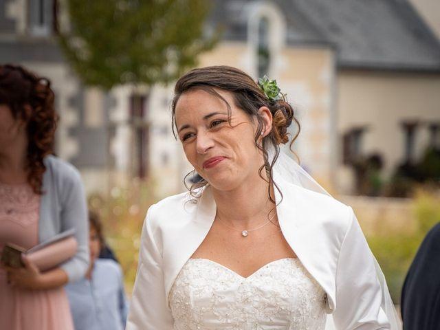Le mariage de Guillaume et Fanny à Le Louroux, Indre-et-Loire 8