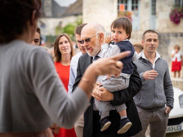 Le mariage de Guillaume et Fanny à Le Louroux, Indre-et-Loire 10
