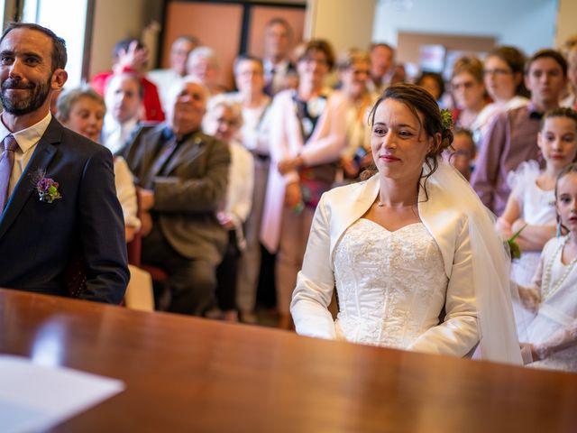 Le mariage de Guillaume et Fanny à Le Louroux, Indre-et-Loire 12