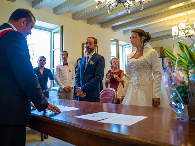 Le mariage de Guillaume et Fanny à Le Louroux, Indre-et-Loire 14