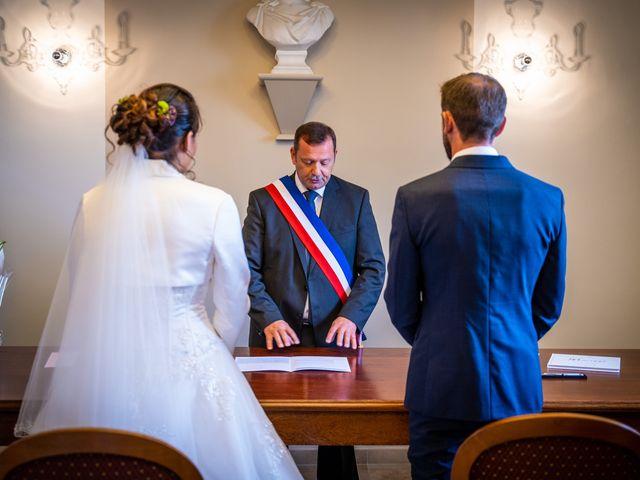 Le mariage de Guillaume et Fanny à Le Louroux, Indre-et-Loire 15