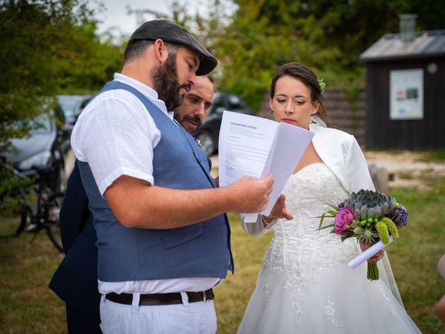 Le mariage de Guillaume et Fanny à Le Louroux, Indre-et-Loire 27
