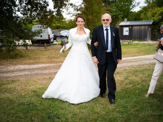 Le mariage de Guillaume et Fanny à Le Louroux, Indre-et-Loire 34