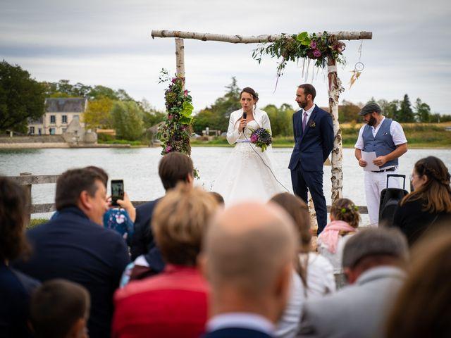 Le mariage de Guillaume et Fanny à Le Louroux, Indre-et-Loire 37