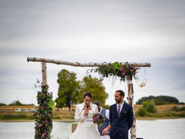 Le mariage de Guillaume et Fanny à Le Louroux, Indre-et-Loire 38