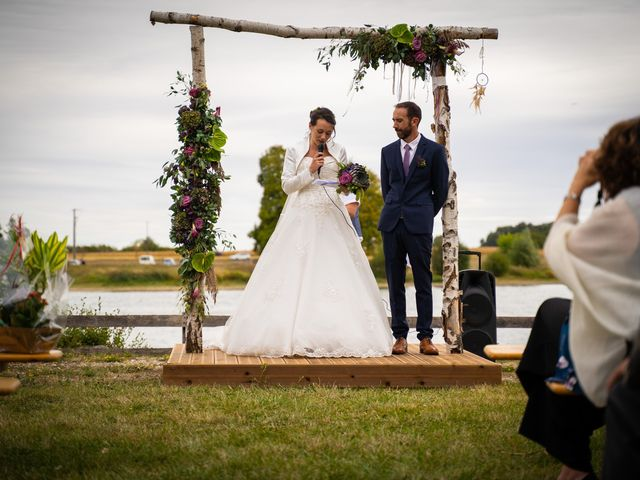 Le mariage de Guillaume et Fanny à Le Louroux, Indre-et-Loire 40