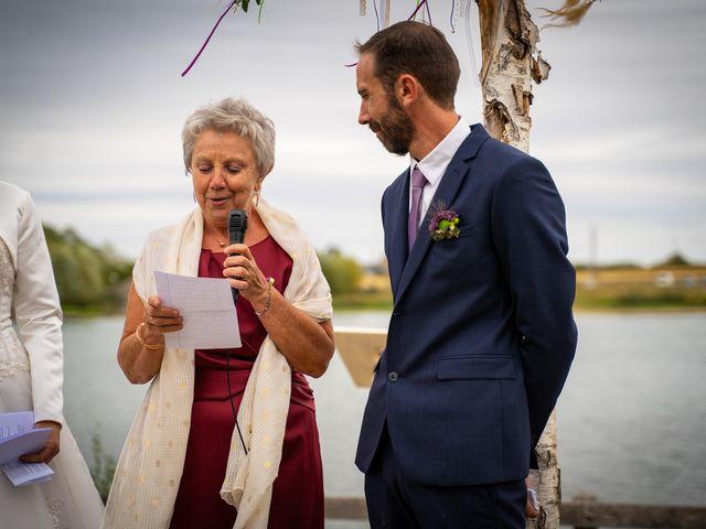 Le mariage de Guillaume et Fanny à Le Louroux, Indre-et-Loire 43