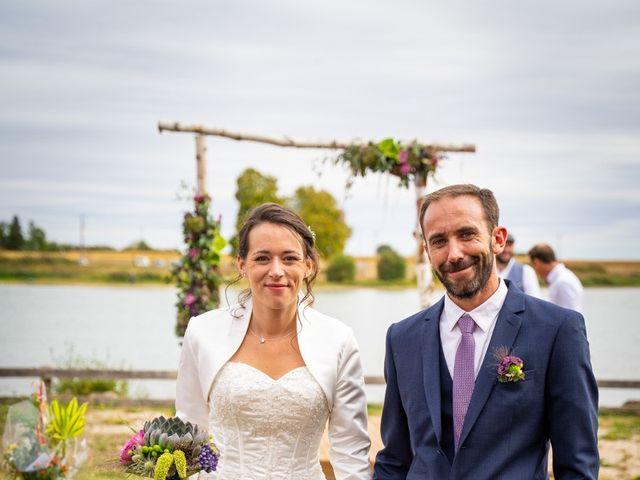 Le mariage de Guillaume et Fanny à Le Louroux, Indre-et-Loire 48