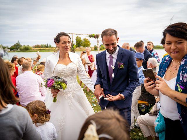Le mariage de Guillaume et Fanny à Le Louroux, Indre-et-Loire 49