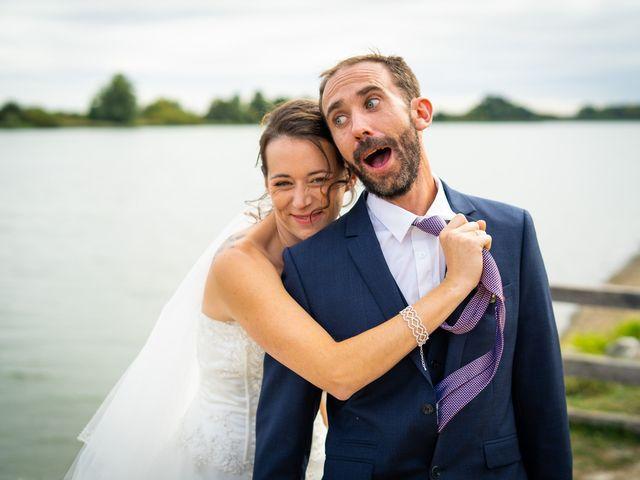 Le mariage de Guillaume et Fanny à Le Louroux, Indre-et-Loire 55
