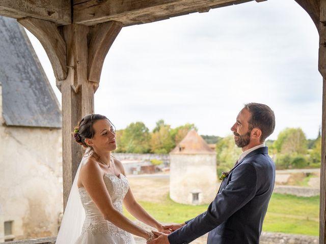 Le mariage de Guillaume et Fanny à Le Louroux, Indre-et-Loire 59