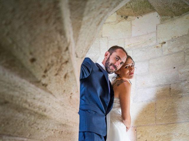 Le mariage de Guillaume et Fanny à Le Louroux, Indre-et-Loire 60