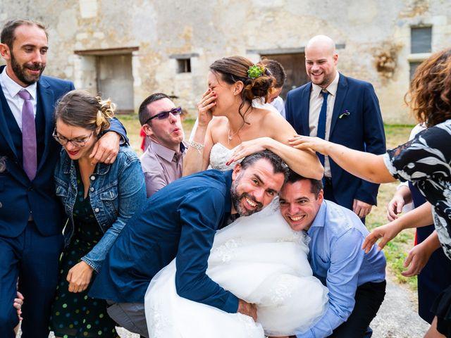Le mariage de Guillaume et Fanny à Le Louroux, Indre-et-Loire 66