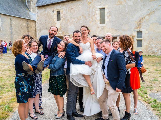 Le mariage de Guillaume et Fanny à Le Louroux, Indre-et-Loire 69