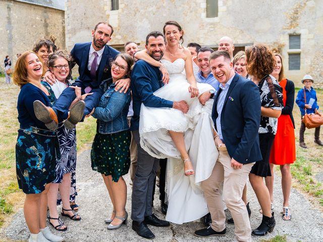 Le mariage de Guillaume et Fanny à Le Louroux, Indre-et-Loire 70