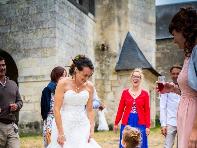 Le mariage de Guillaume et Fanny à Le Louroux, Indre-et-Loire 72