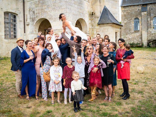 Le mariage de Guillaume et Fanny à Le Louroux, Indre-et-Loire 73