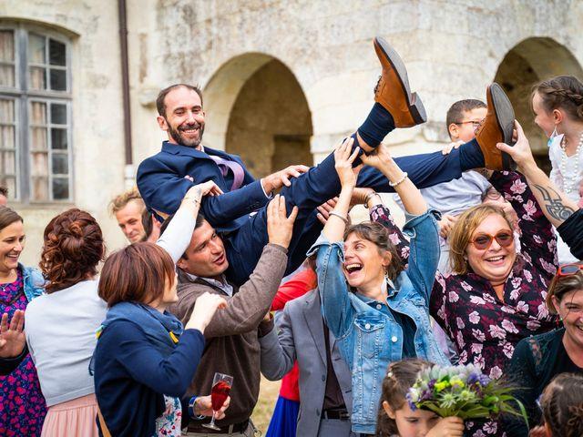 Le mariage de Guillaume et Fanny à Le Louroux, Indre-et-Loire 75