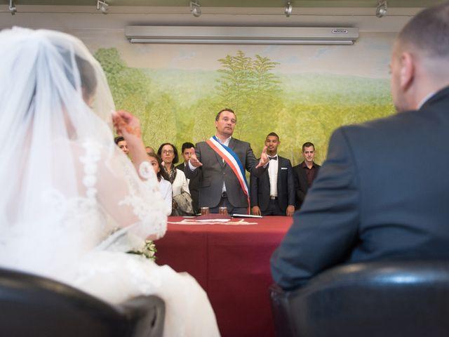 Le mariage de Toufick et Hanane à Igny, Essonne 1