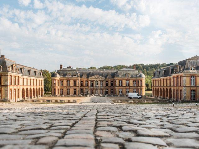 Le mariage de Toufick et Hanane à Igny, Essonne 8