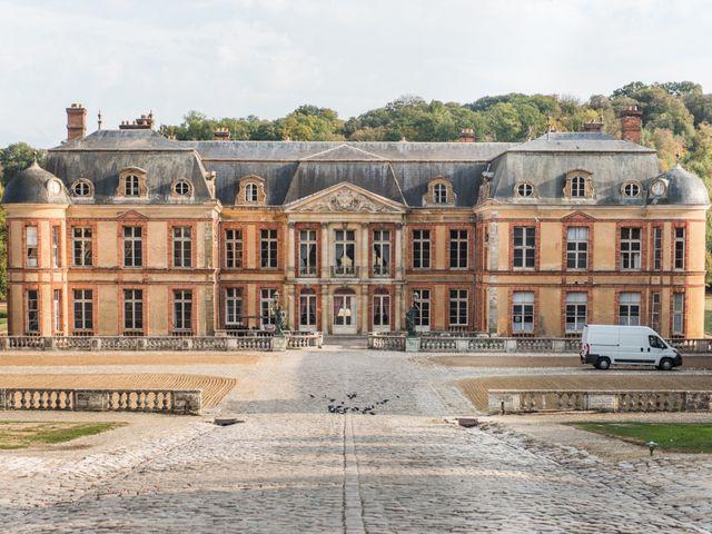 Le mariage de Toufick et Hanane à Igny, Essonne 9