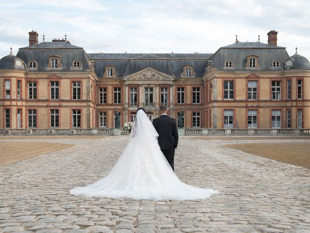Le mariage de Toufick et Hanane à Igny, Essonne 11