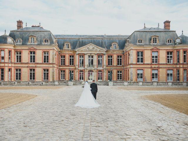 Le mariage de Toufick et Hanane à Igny, Essonne 14