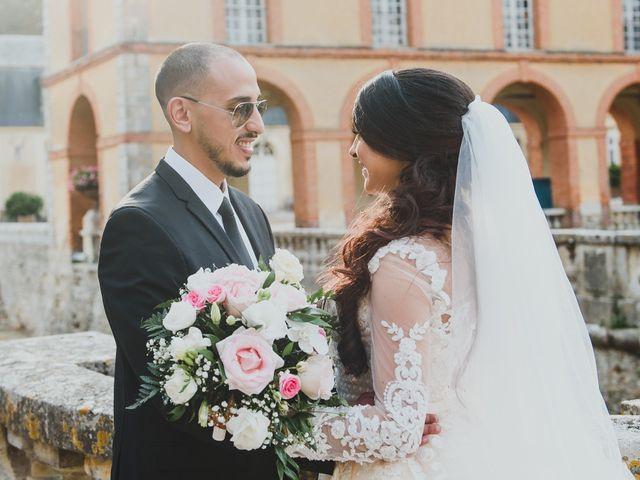 Le mariage de Toufick et Hanane à Igny, Essonne 16