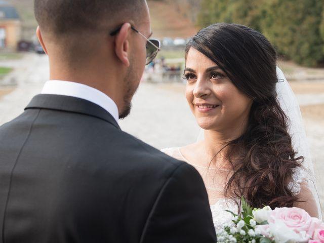 Le mariage de Toufick et Hanane à Igny, Essonne 17