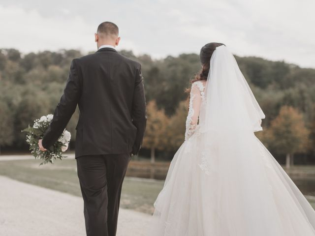 Le mariage de Toufick et Hanane à Igny, Essonne 20