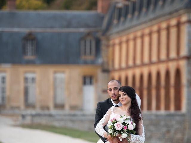 Le mariage de Toufick et Hanane à Igny, Essonne 21